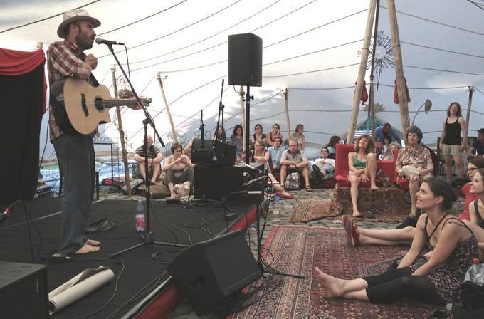 Singer-Songwriter bei der Sommerwerft